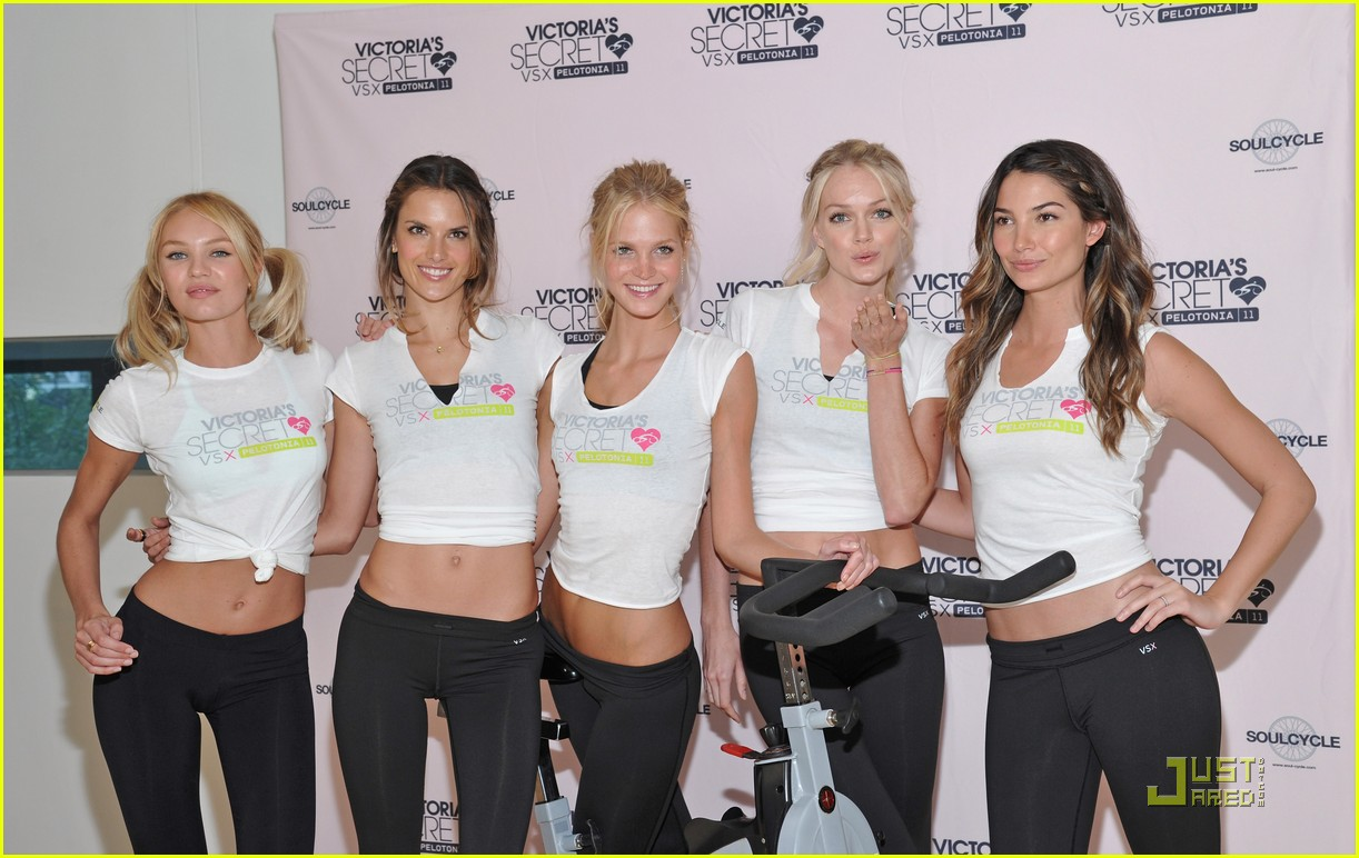 victorias secret soulcycle 11