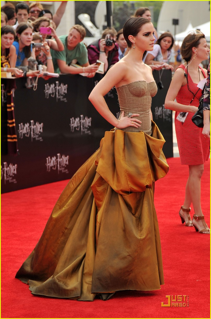 emma watson potter nyc premiere 15