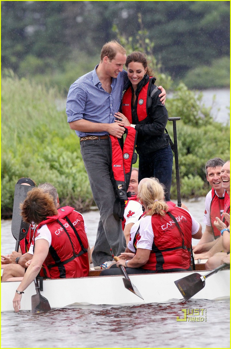 prince william kate boat race 012557918
