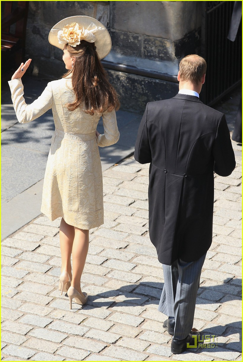 prince william kate zara phillips wedding 13