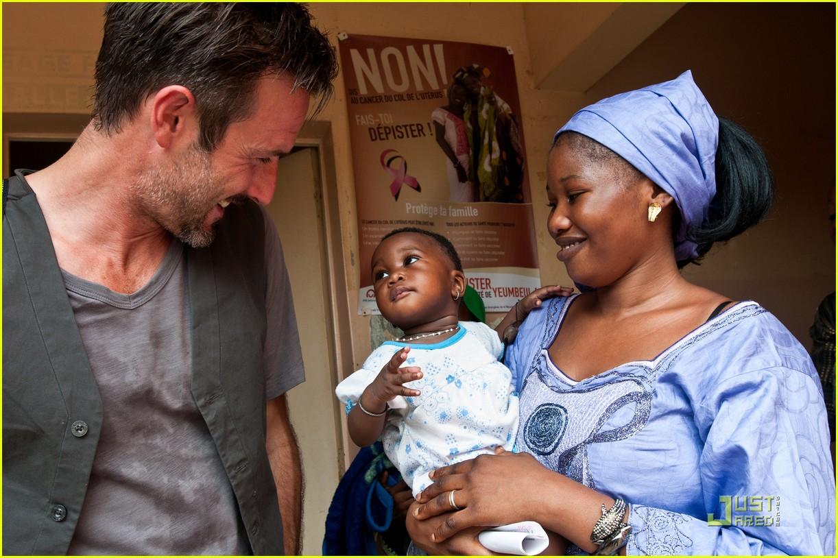 david arquette malaria no more 04