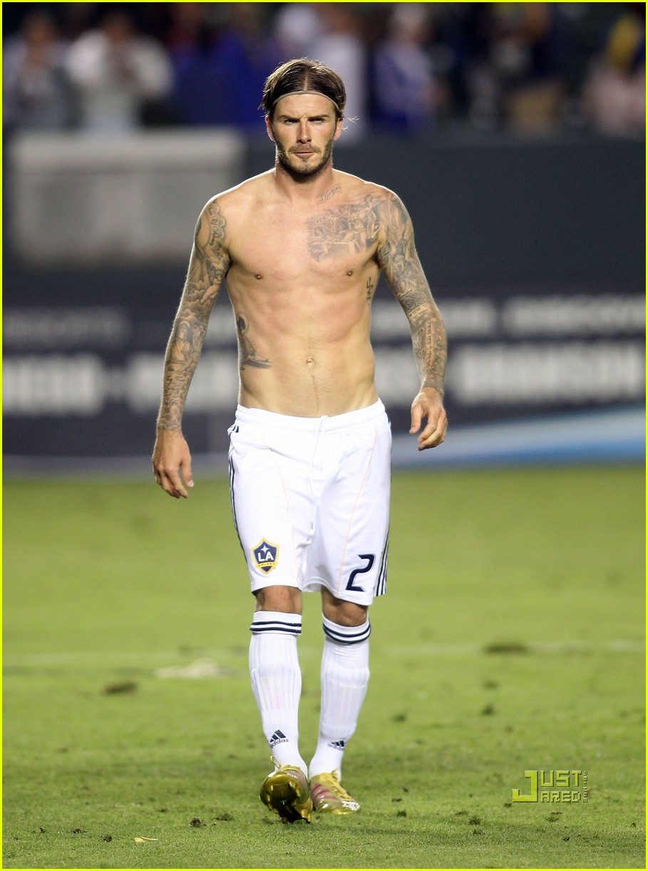 david beckham harper tattoo shirtless 05