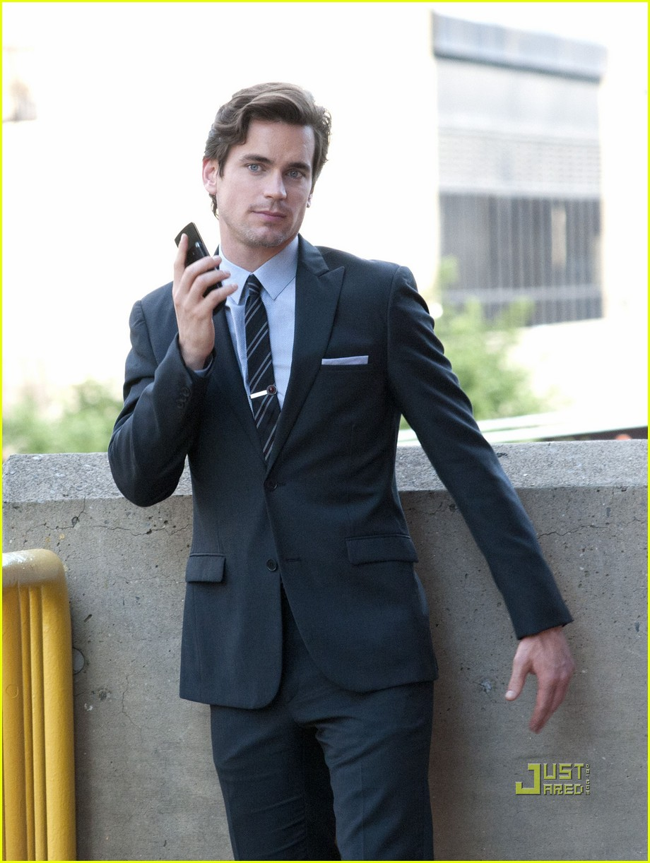 matt bomer suite white collar set 102572827