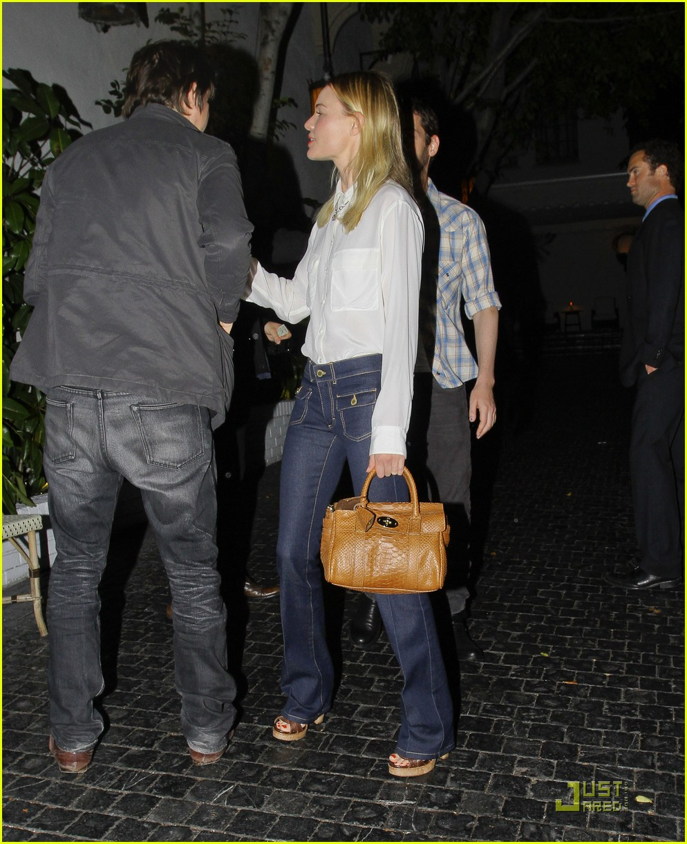kate bosworth michael polish dinner 04