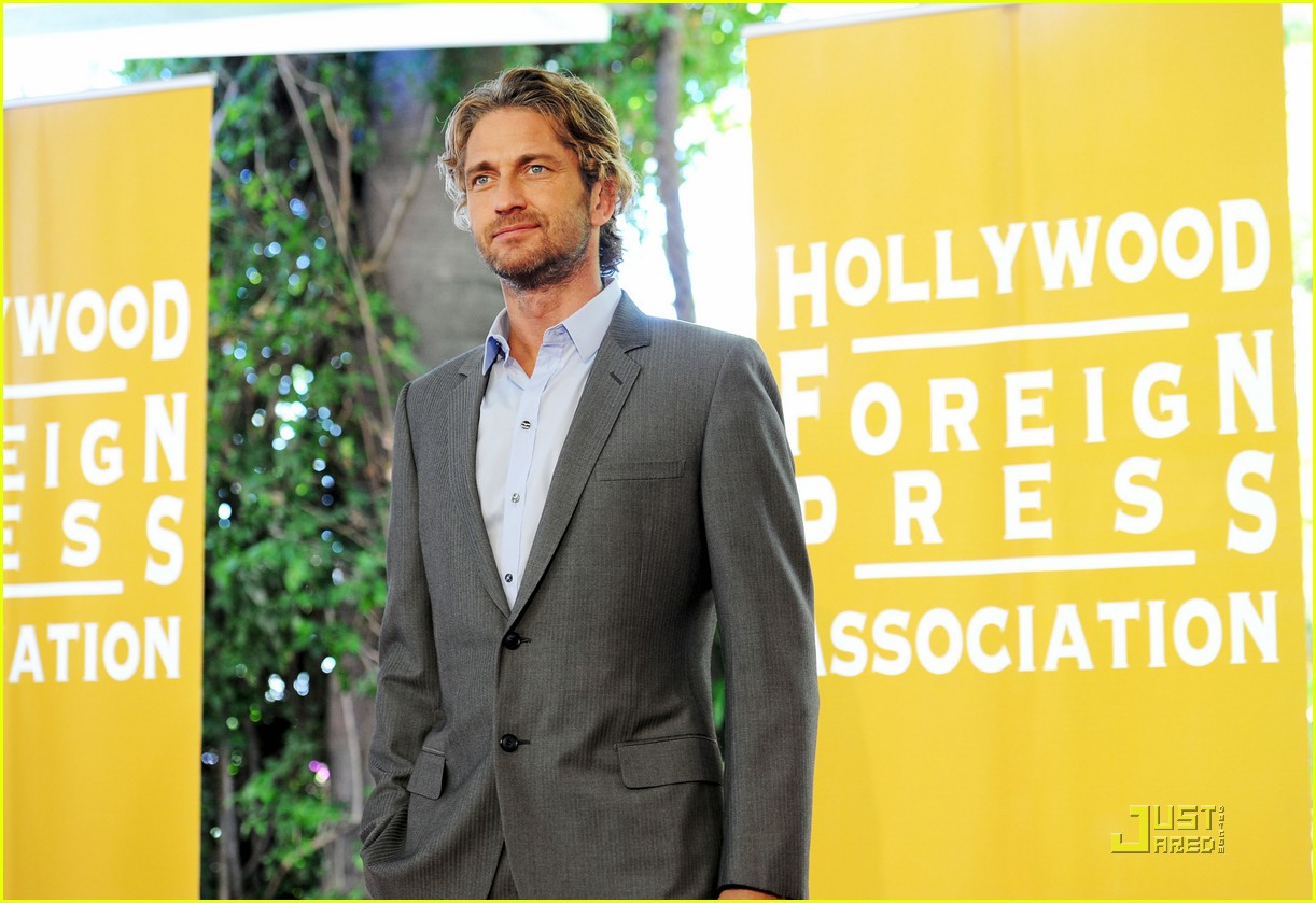 gerard butler hfpa luncheon 12