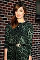 rose byrne david letterman 11