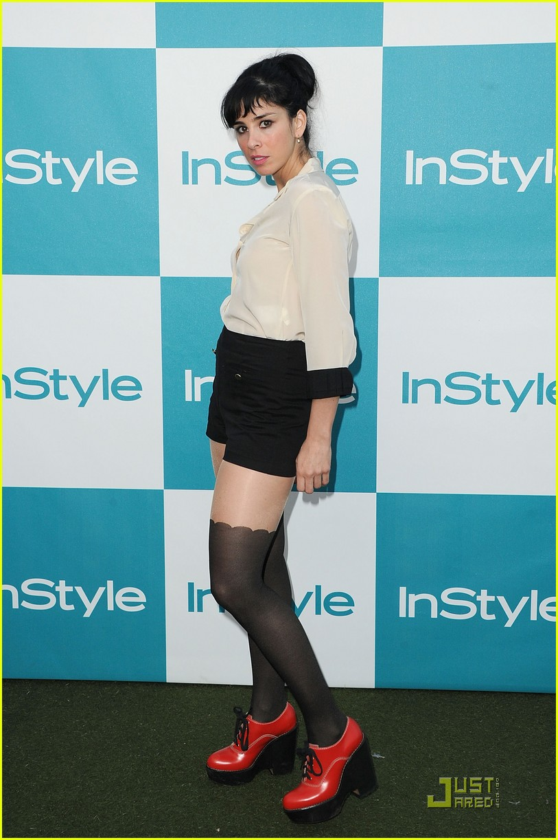 jessica chastain jennifer love hewitt instyle summer soiree 13
