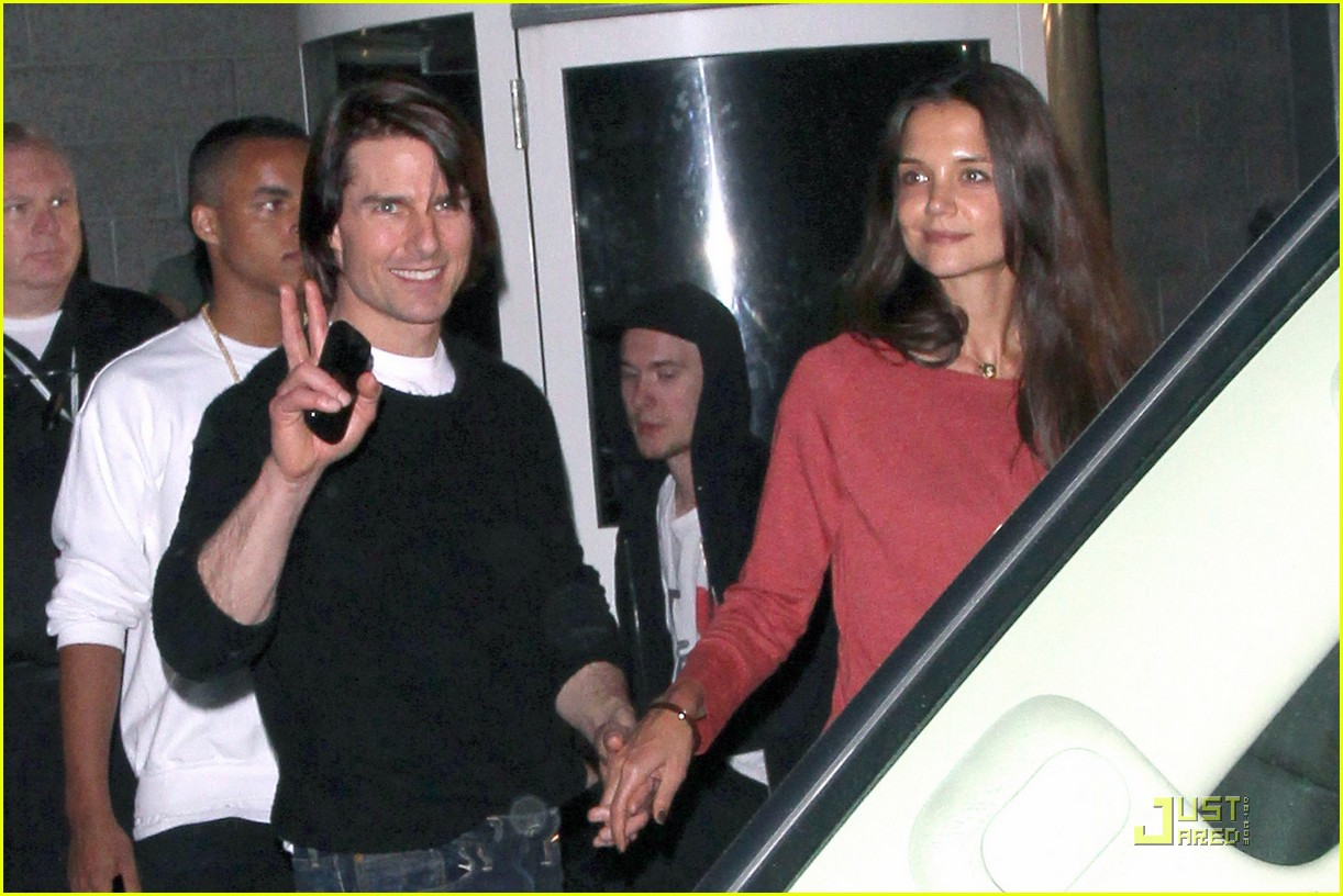 Tom Cruise 'Serious' With Girlfriend of Several Months