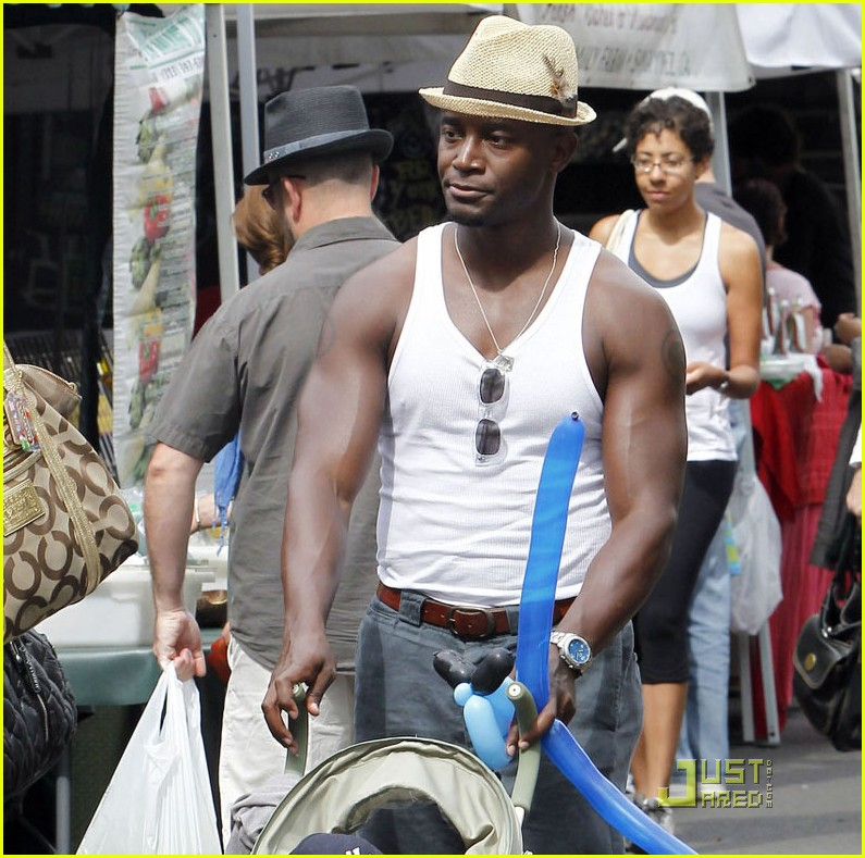 taye diggs walker hollywood 04