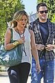 hilary duff mike party 13