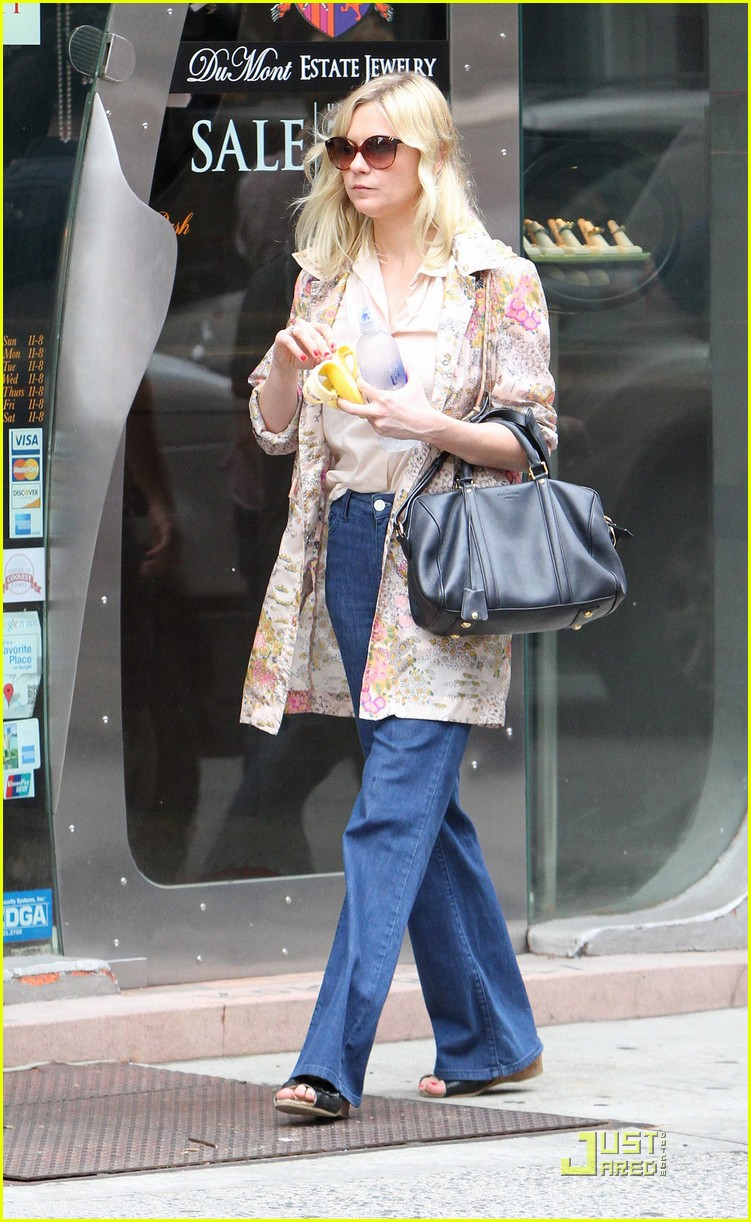 kirsten dunst soho banana 03
