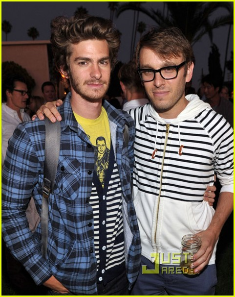 andrew garfield nicole richie band outsiders 05
