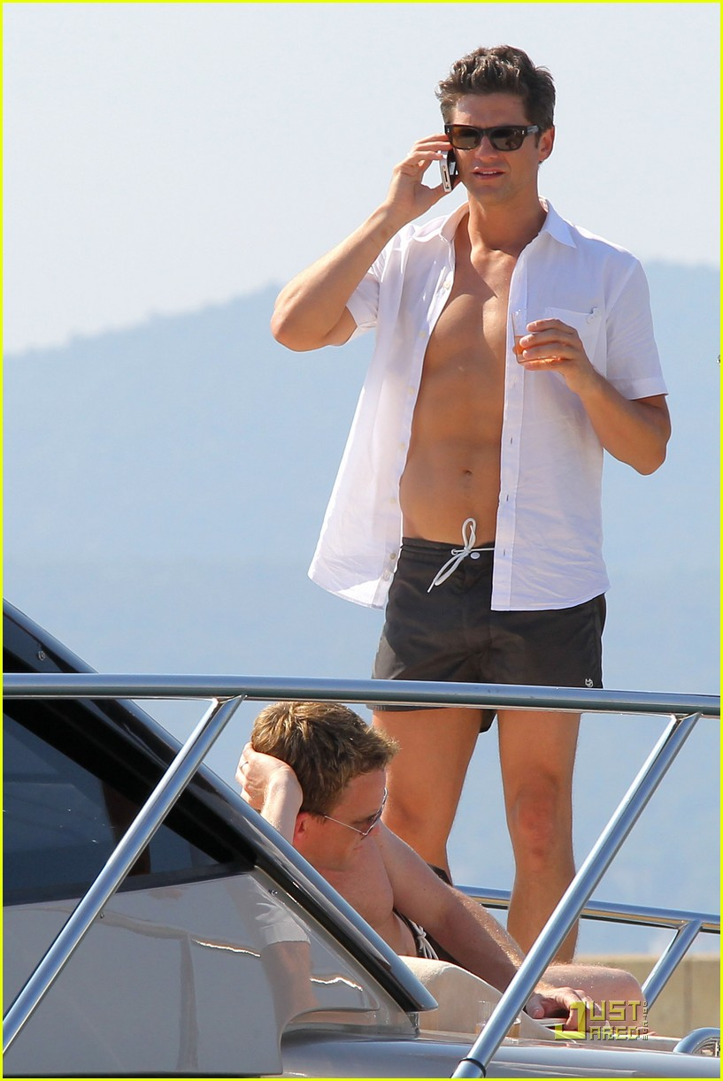 neil patrick harris david burtka vacationing in st tropez 04