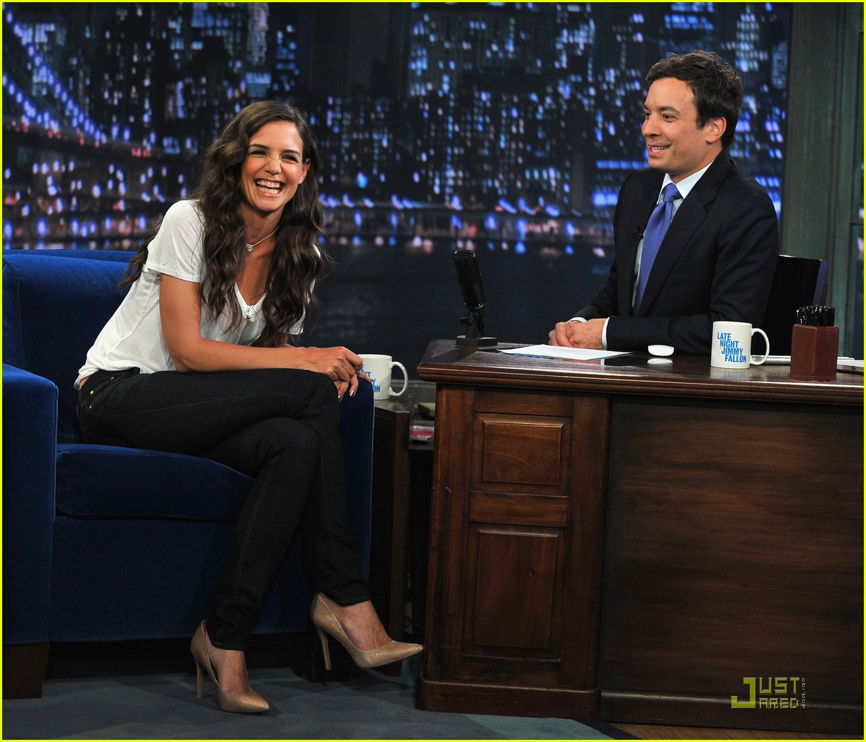 katie holmes jimmy fallon 04