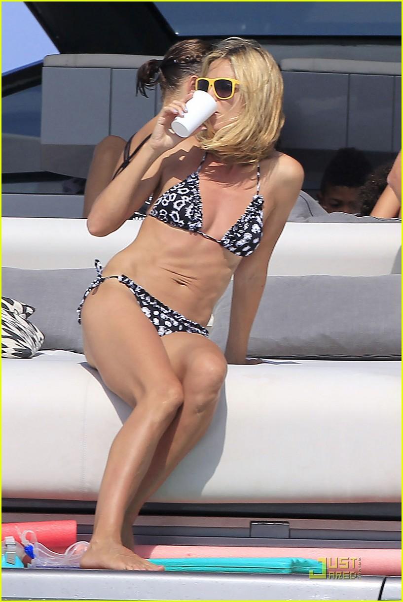 heidi klum bikini vacation 022566006