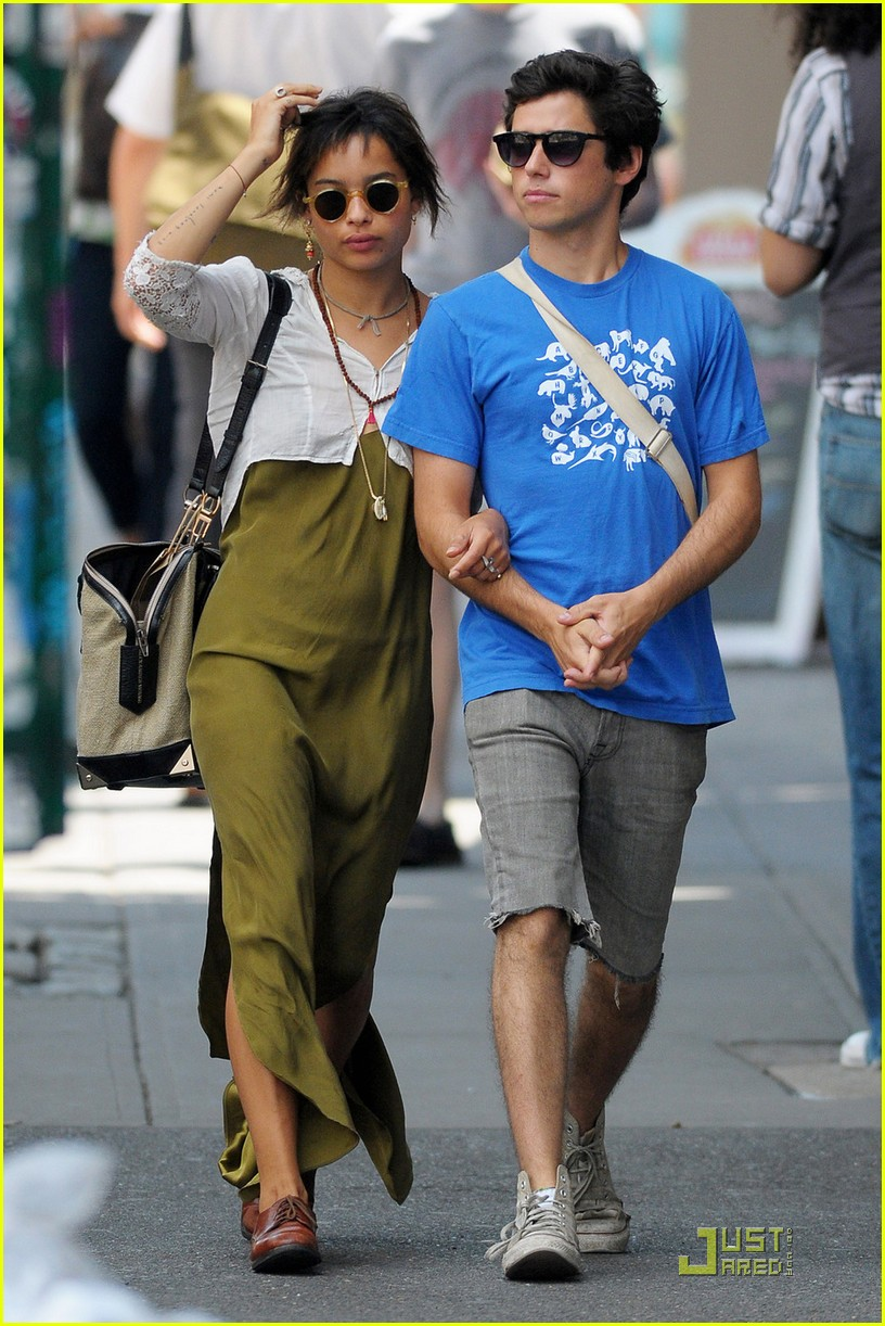 zoe kravitz lunch date with ricky ullman 06