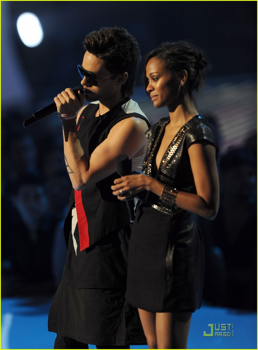 jared leto mtv vmas 2011 with 30 seconds to mars 06