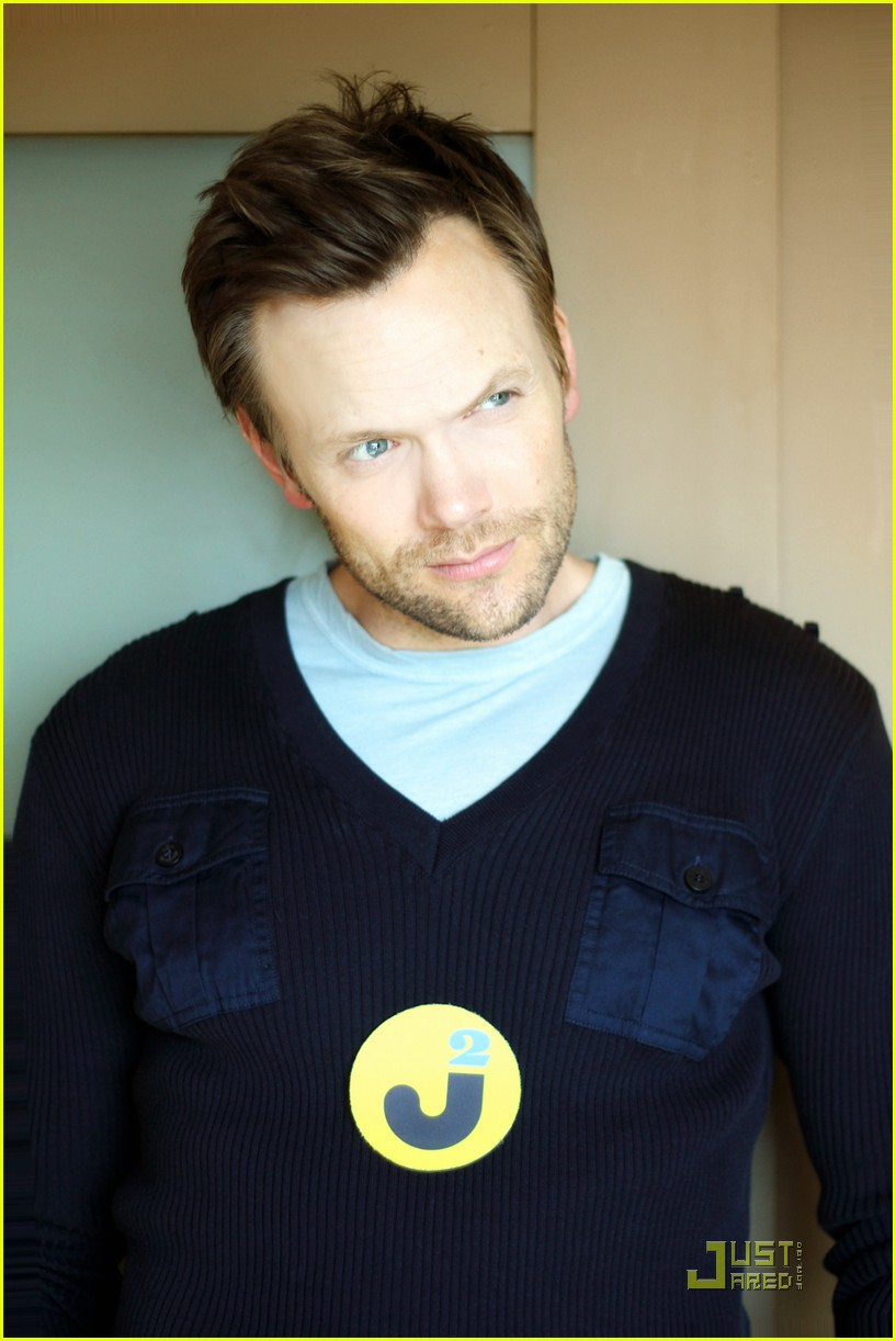 joel mchale justjared exclusive interview 04
