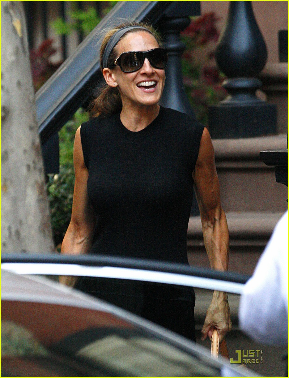 sarah jessica parker work out 04