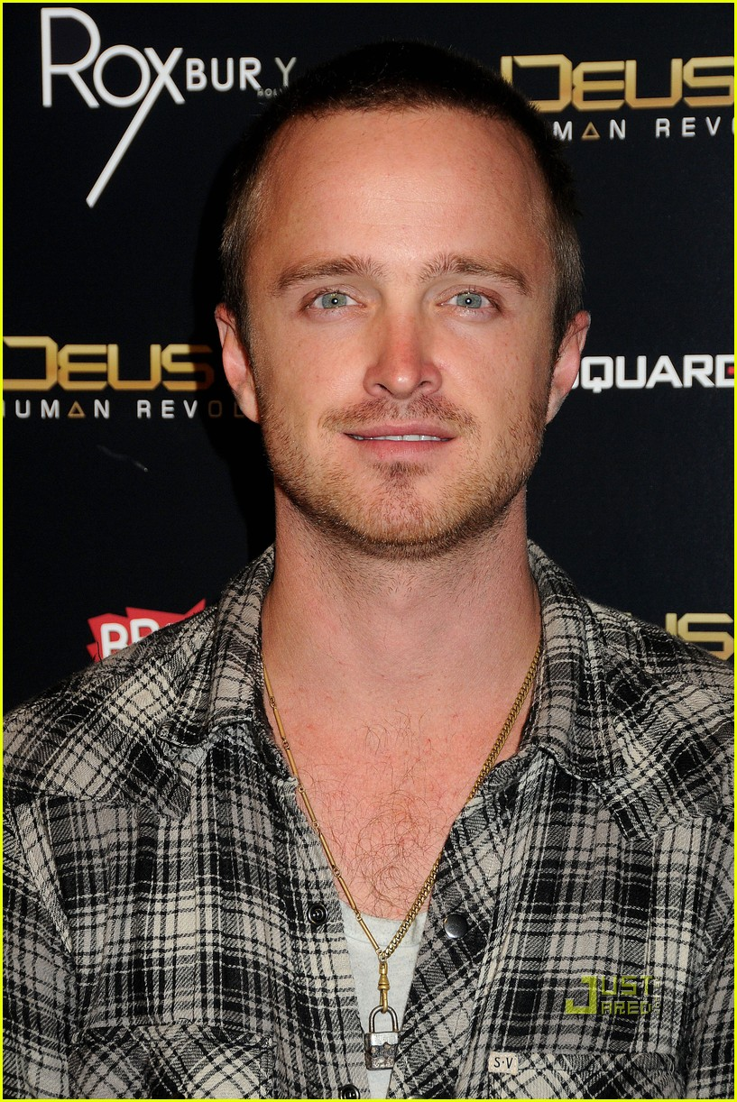 aaron paul scott porter deus ex launch 02