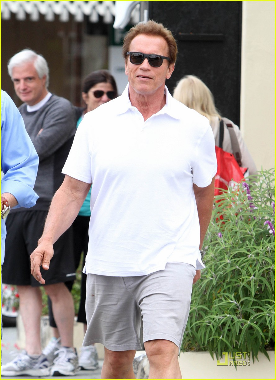 maria shriver arnold schwarzenegger birthday 10