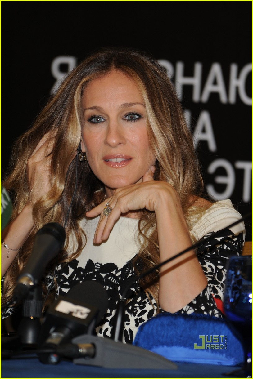 sarah jessica parker dont know how she does it russia 12