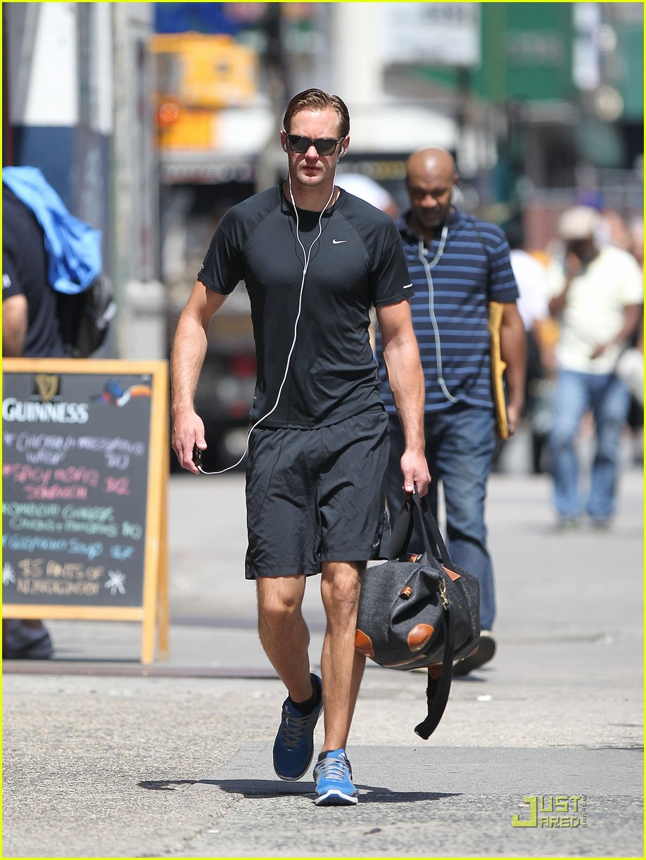alexander skarsgard wednesday workout 05