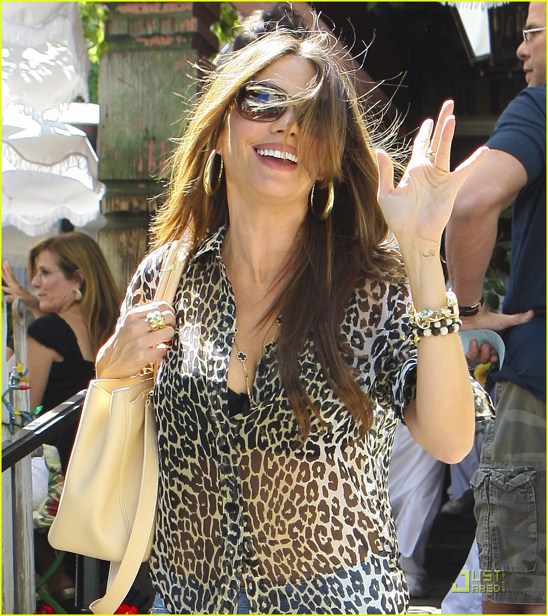 sofia vergara lunch nick loeb 23