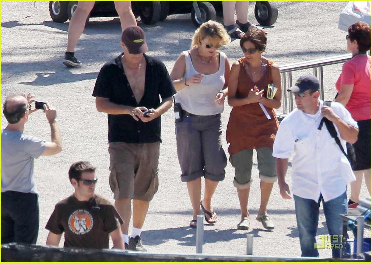 halle berry tom hanks set 02
