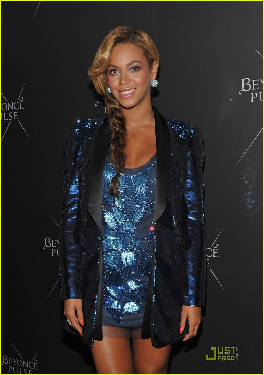 beyonce pulse launch 03