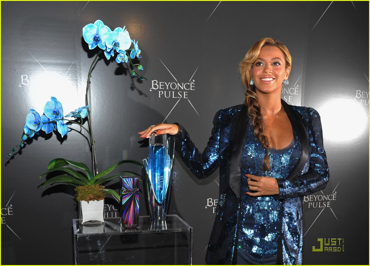 beyonce pulse launch 07