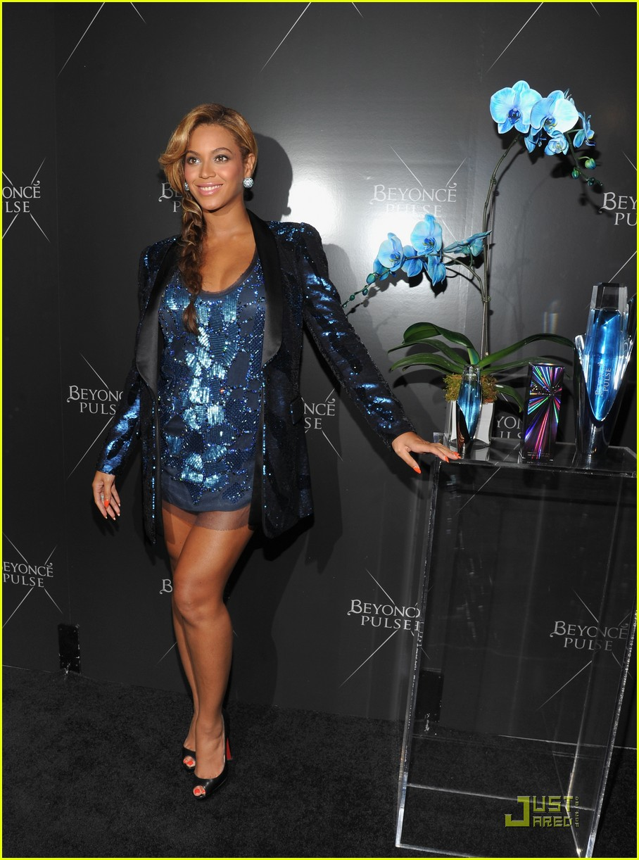 beyonce pulse launch 09