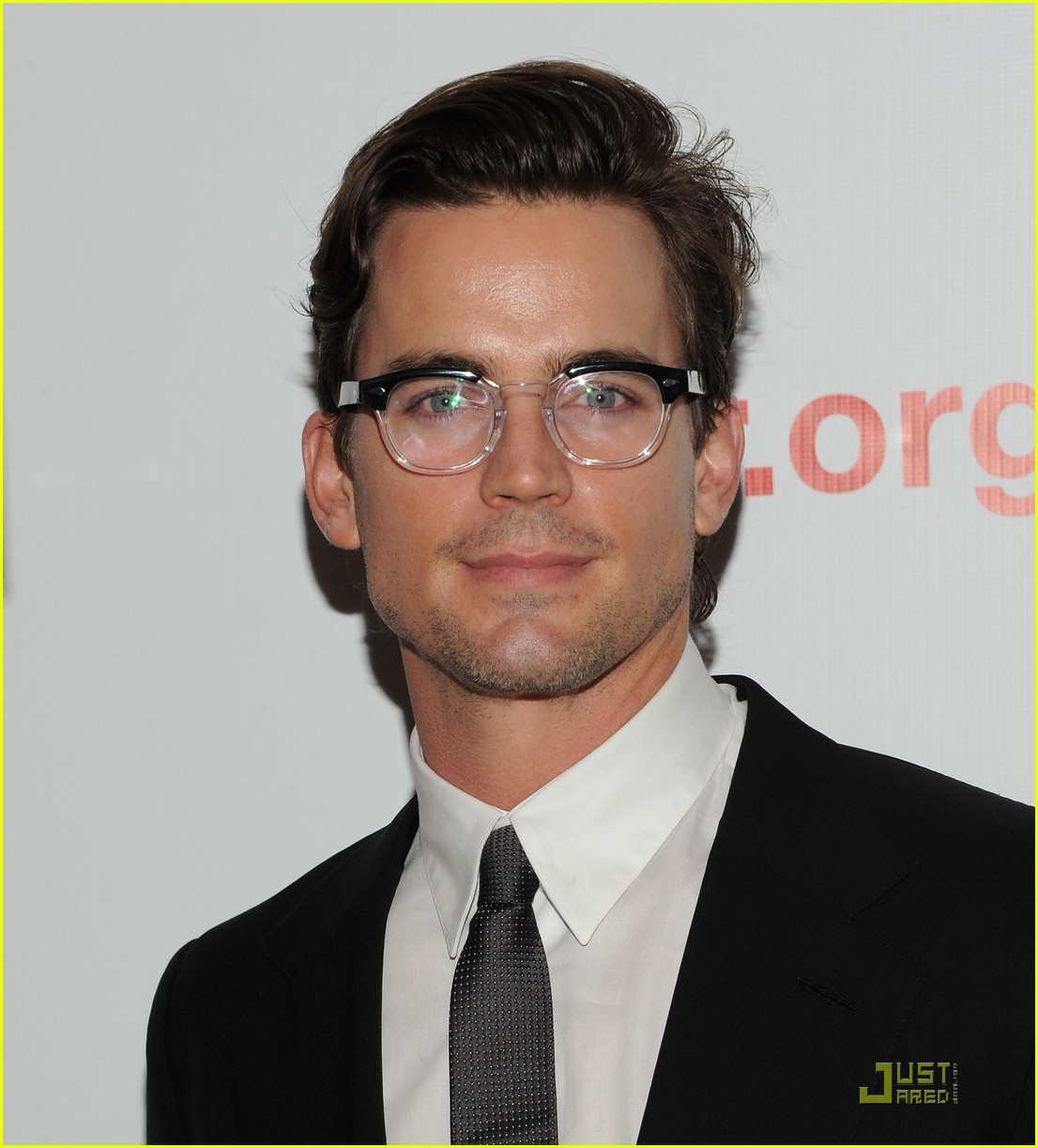 Related Pictures From Justjared Matt Bomer Funny Jpg