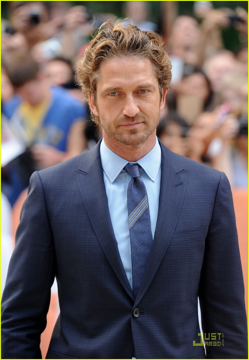 gerard butler michelle premiere 18