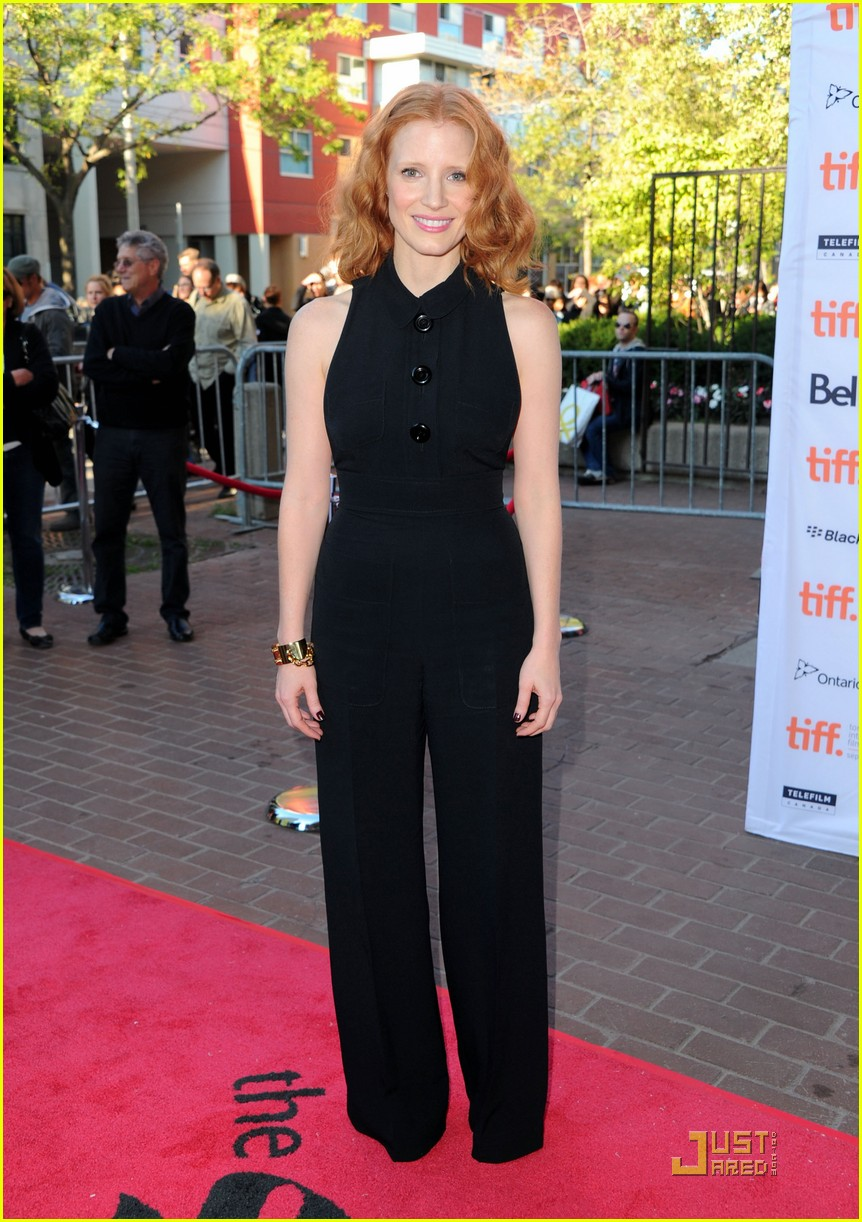 jessica chastain take shelter premiere tiff 082580735