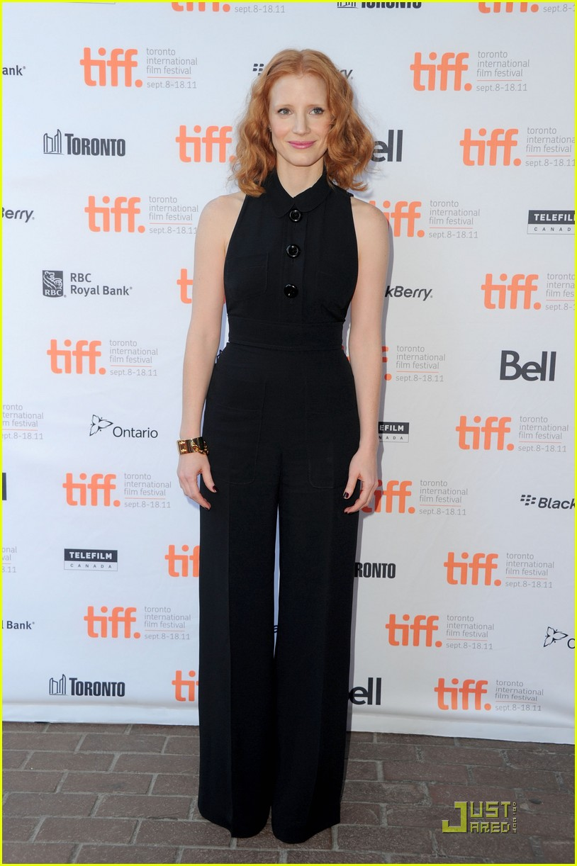 jessica chastain take shelter premiere tiff 122580739