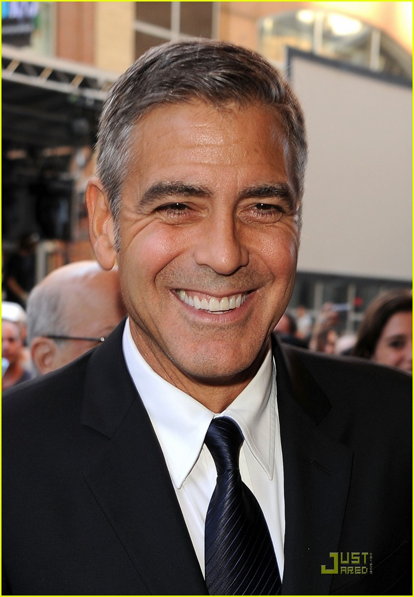 george clooney descendants premiere and portraits 02