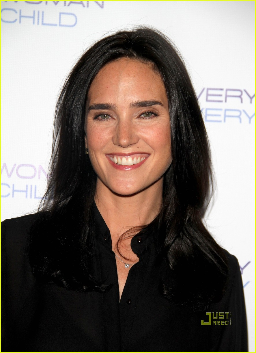 Hayden christensen medium wavy casual hairstyle thehairstyler com - Jennifer Connelly Every Woman Every Child Reception