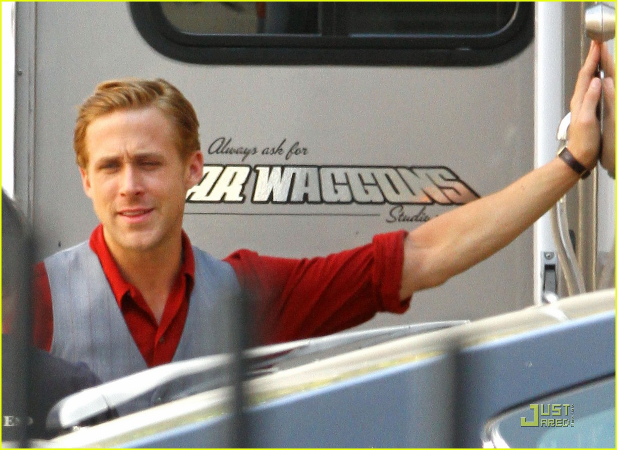 ryan gosling gangster set 08