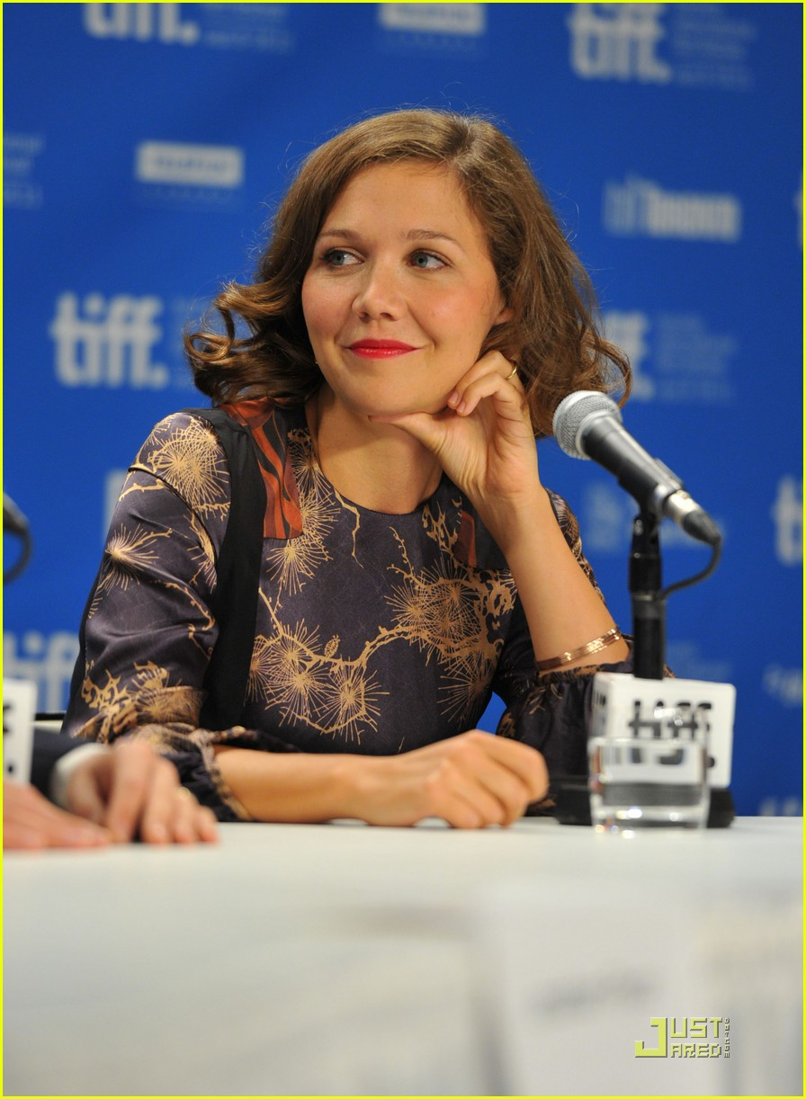 maggie gyllenhaal hugh dancy hysteria press conference 162580404