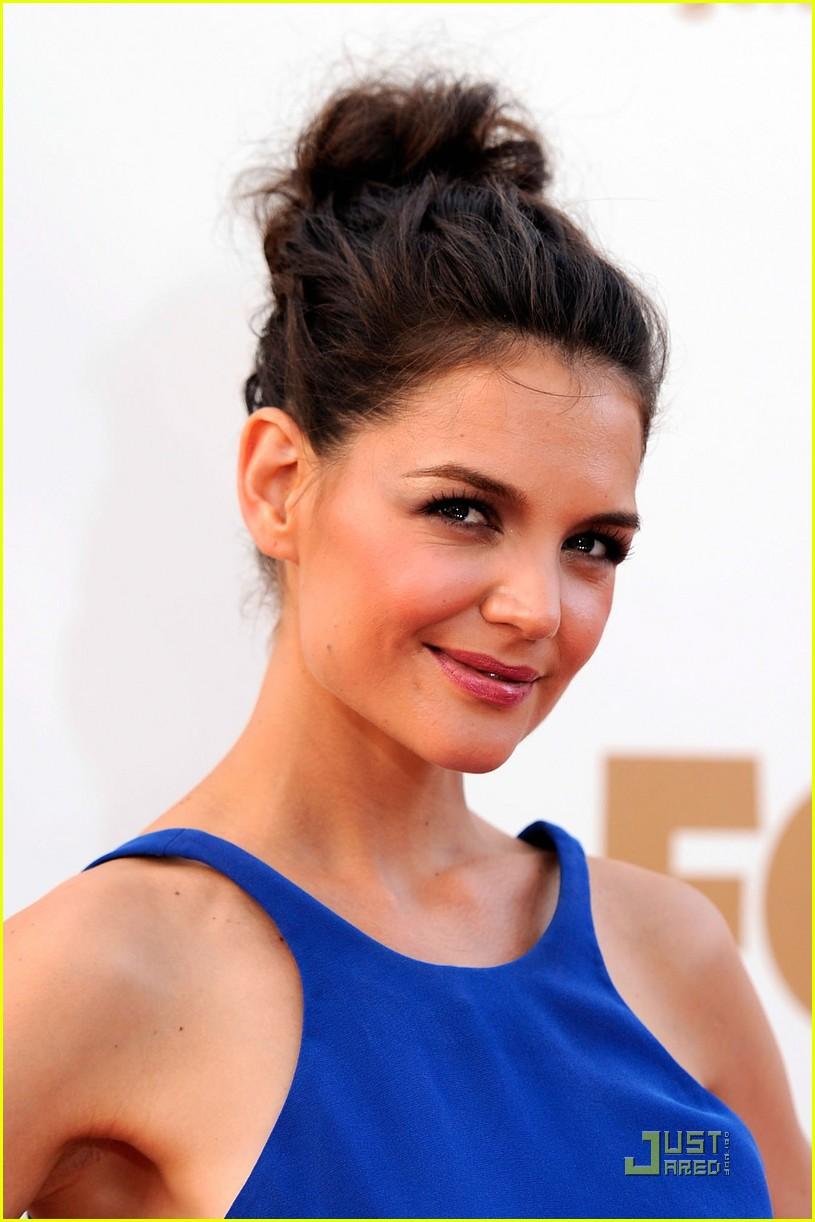 katie holmes 2011 emmys 01