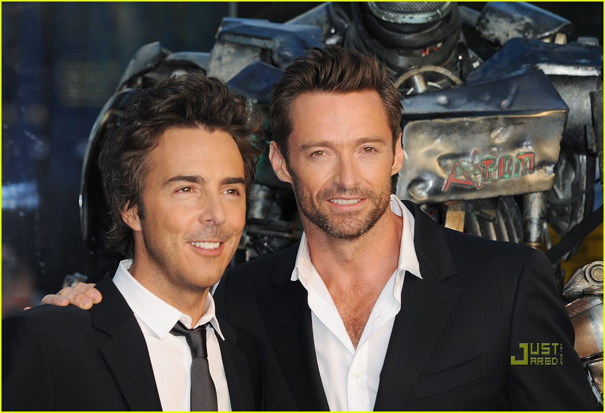 hugh jackman real steel uk premiere 01