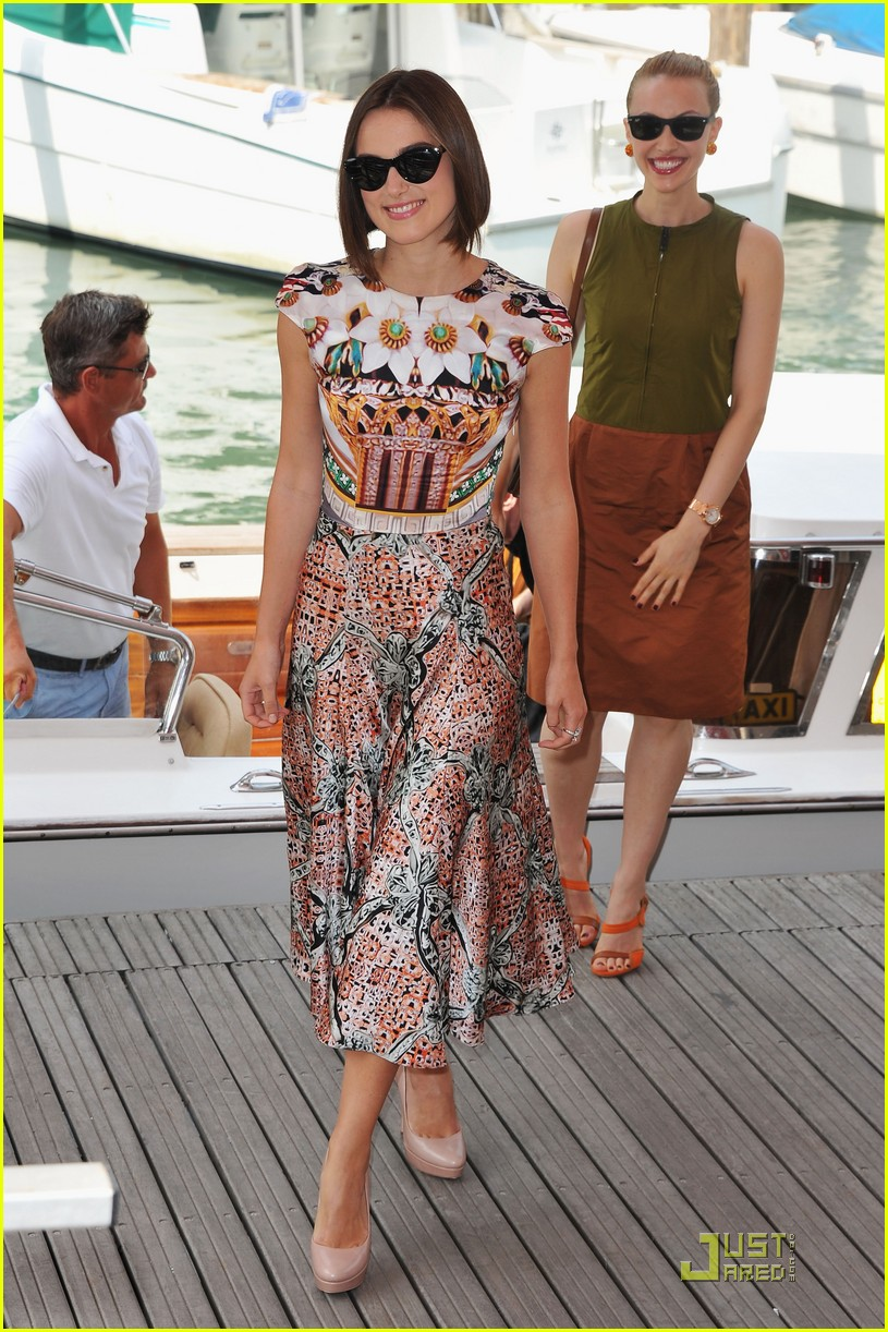 keira knightley dangerous method photo call venice 03