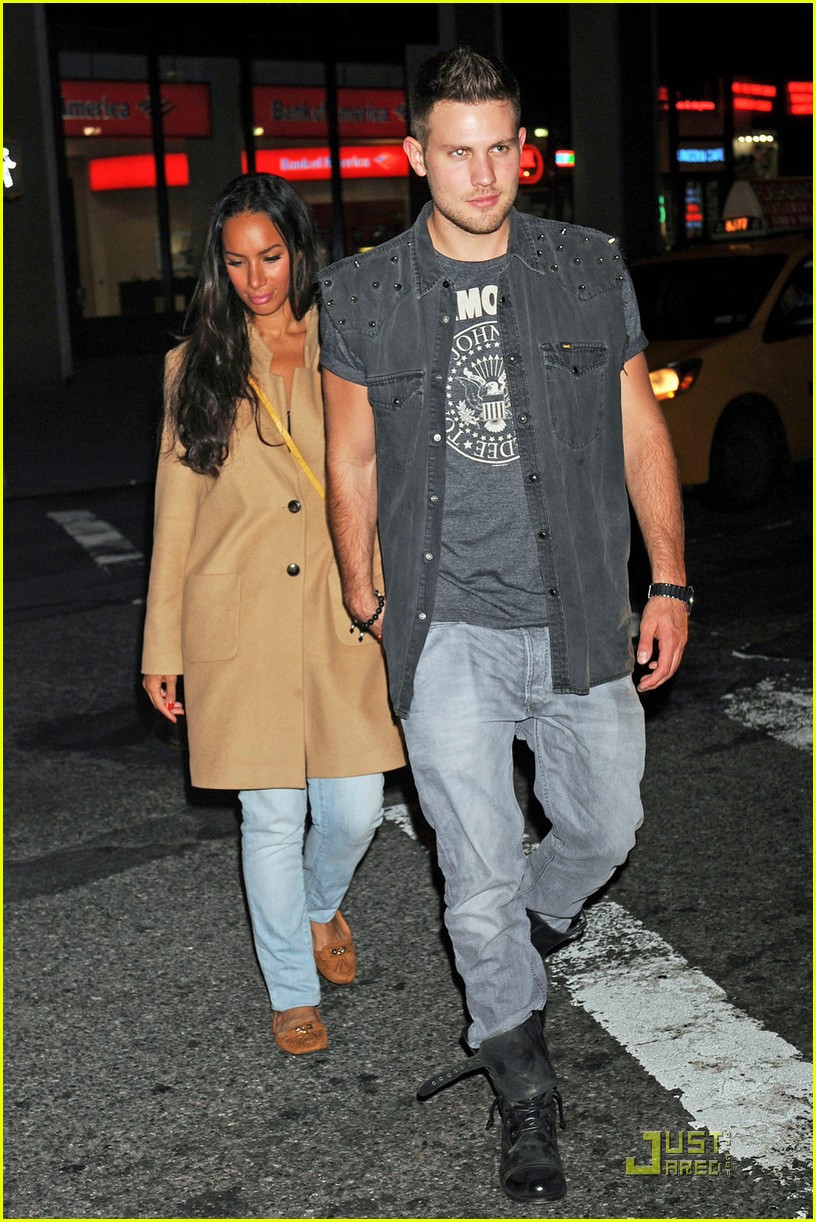 Leona Lewis with handsome, Boyfriend Dennis Jauch