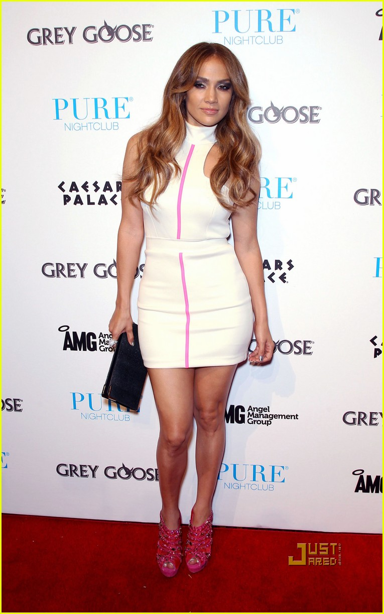 jennifer lopez pure nightclub 12