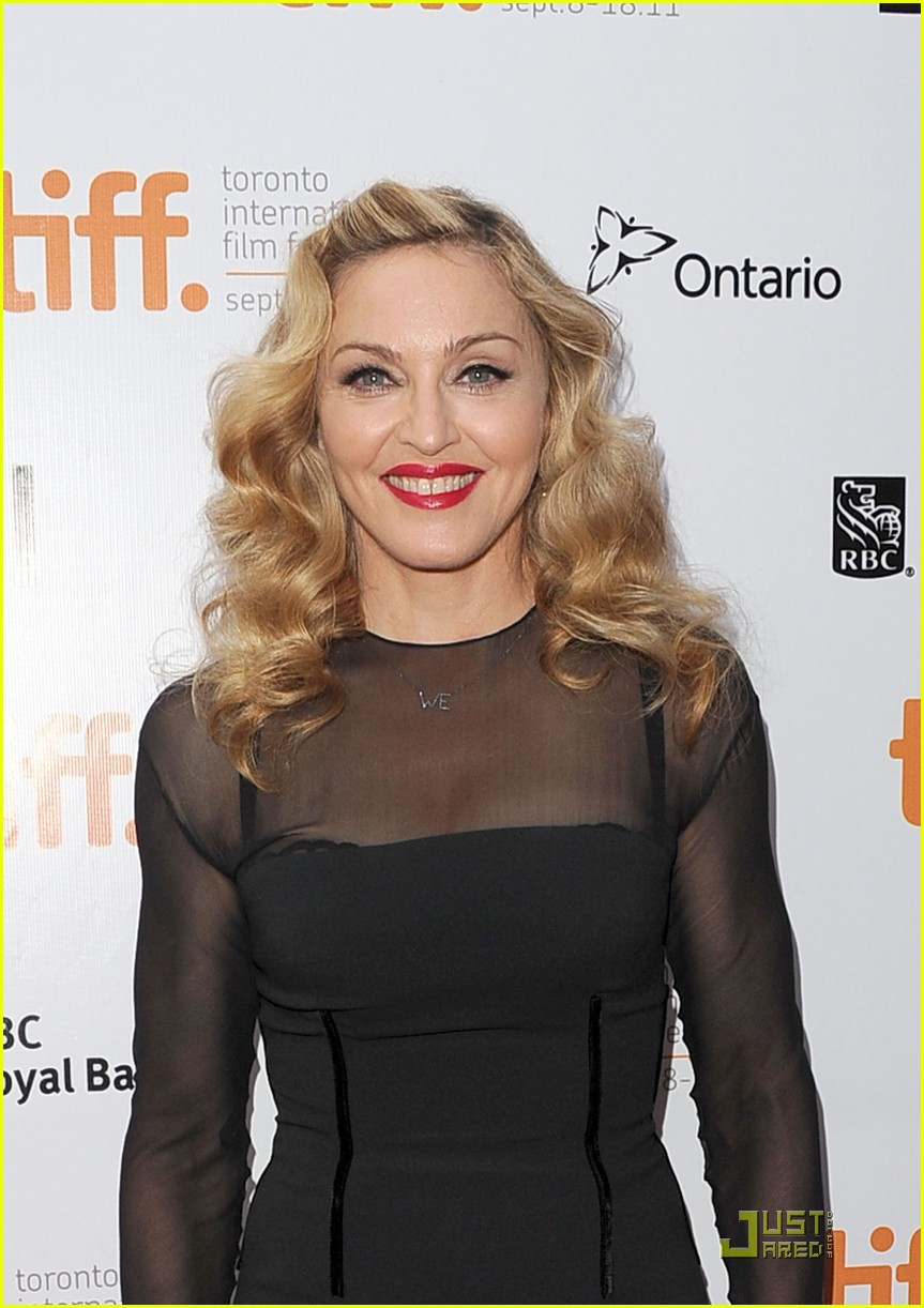 madonna abbie cornish premiere we tiff 09