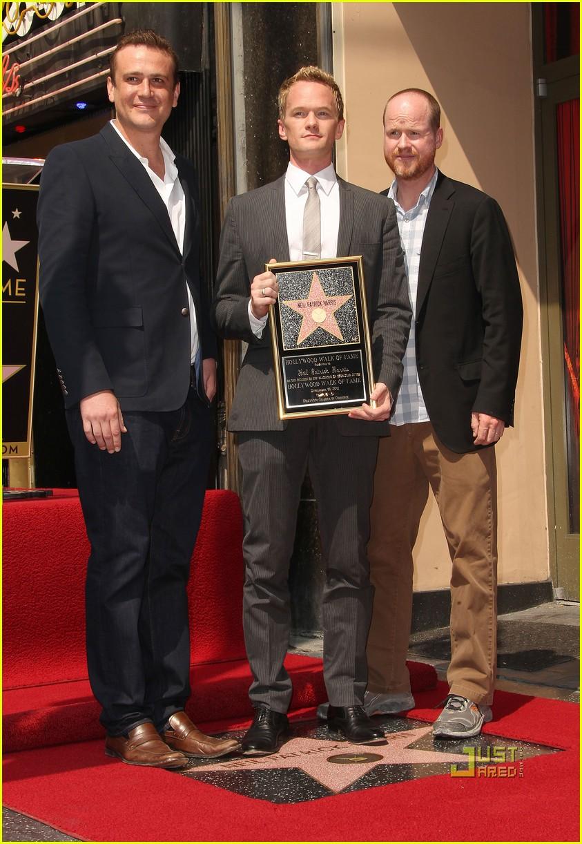 neil patrick harris hollywood walk of fame 04