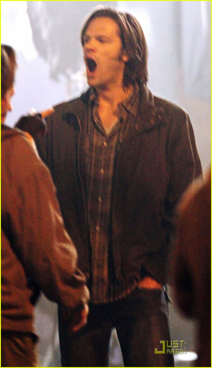 jared padalecki night shoot 032584056