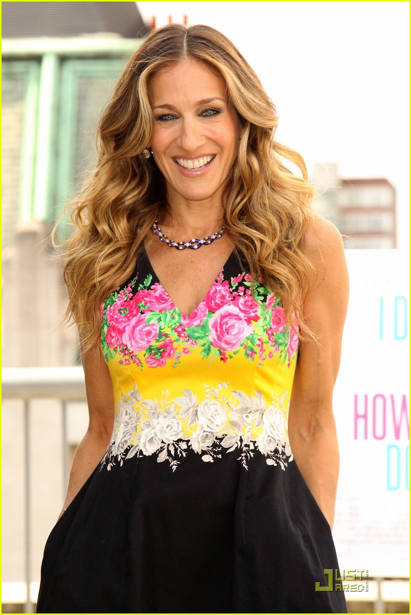 sarah jessica parker dont know london 092575515