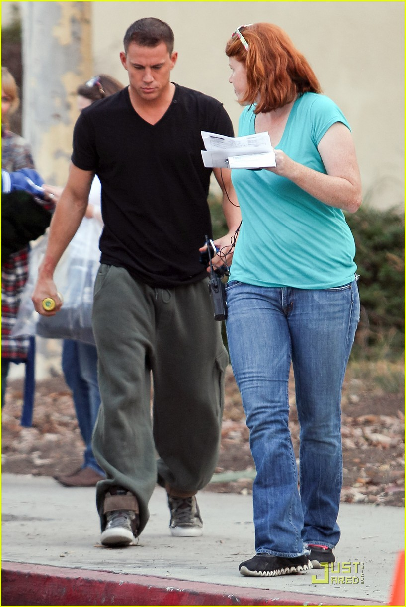 alex pettyfer channing tatum magic mike filming 042583483